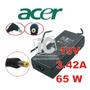 Cargador Para Laptop Acer Aspire 19v-3.42a 65w