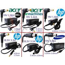 Cargadores Nuevos Hp Dell Acer Emachines Samsung, Etc Seafon