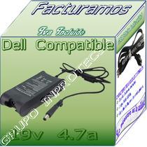 Cargador Comptible Dell Inspiron N4050 M5040 19.5v 4.62a Mmu