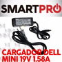Cargador Original Dell Inspirion Mini 19v 1.58a 30w 9 10 12