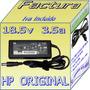 Cargador Original Hp Touchsmart Tm2-2050la Garantia 1 Año