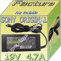 Cargador Original Sony Vaio Pcg-61211u 19.5v 4.7a Idd Mmu