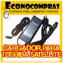 Cargador Adaptador Toshiba Satellite 15v 5a Nuevo Y Original