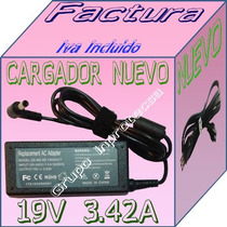 Cargador Compatible Laptop Asus R500n 19v 3.42a 2.5mm Op4