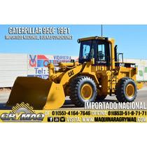Cargador Frontal Caterpillar 950f 1991 Trascabo