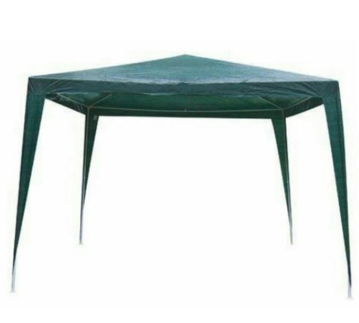 Carpa gazebo 3 x 3 metros incluye lona verde envi - Lonas para toldos por metros ...