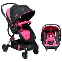 Carriola Carreola Tessla Lx Hello Kitty 4 En 1 Infanti