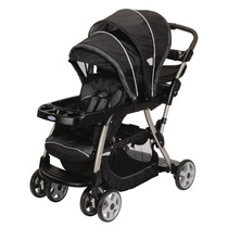 Carreola Para Bebe Graco Doble Ready2grow Hm4