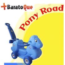 004g Montables Tipo Carreola; Ponyroad Ideal Para Bebes