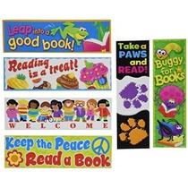 Packs Trend T12906 Bookmark Combo Celebre Lectura De Varieda