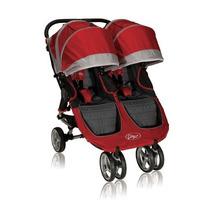 Coche Bebé Baby Jogger City Mini 2012 Doble