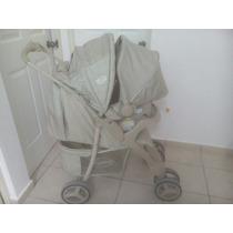 Carreola Con Porta Bebé