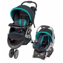 Carreola Y Portabebe Baby Trend C Base Para El Auto Helix K