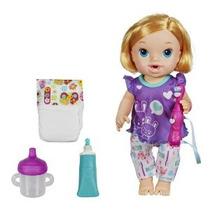 Baby Alive Brushy Brushy Baby Doll - Rubia
