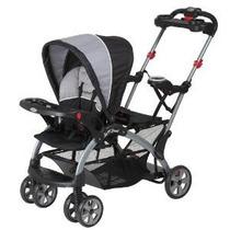 Baby Trend Sit N Soporte Cochecito - Phantom
