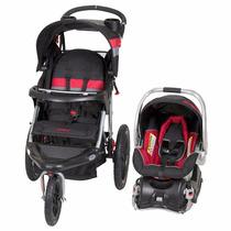 Carreola Y Portabebe Jogger Baby Trend Spartan Base P Carro