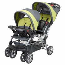 Carreola Sit N Stand Baby Trend Carbon