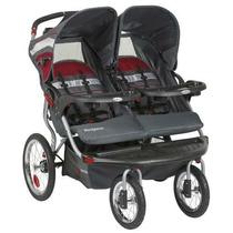 Baby Trend Navigator Doble Cochecito Que Activa