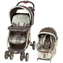 Coche Bebé Baby Trend Envy Travel System, Jungle Safari