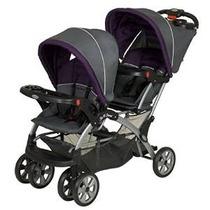 Baby Trend Sit N Soporte Cochecito Doble, Elixer