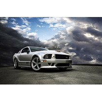 Ford Mustang Saleen S281 Cofre Sc 05 06 07 08 09