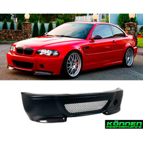Bmw Serie 3 Defensa M3 Csl 1999-2005 E46 325i 330i 323i 328i
