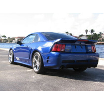 Ford Mustang Saleen S281 Defensa Trasera 99 00 01 02 03 04