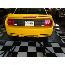 Ford Mustang Saleen S281 Defensa Trasera 05 06 07 08 09