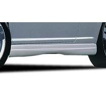 Estribos Para Golf A4 Tipo Original Modelo Liso De Fibra