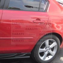 Mazda 3 ,par De Estribos Laterales Para Que Se Vea Deportivo