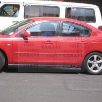 Tuneame La Nave Mazda 3 Vendo El Par De Estribos Deportivos