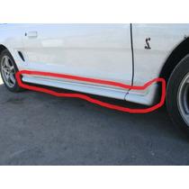 Par Estribos Laterales Mustang Svt Cobra 96,97,98