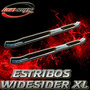 Estribos Widesider Xl 5 Nissan Frontier V6 Double 08 - 14 Cr