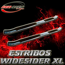 Estribos Widesider Xl 5 Toyota Tundra Double 07 - 15 Cro