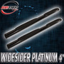 Estribos Widesider 4 Jeep Grand Cherokee 2010 - 2015 Negros