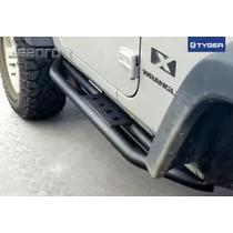Jeep Jk 2puertas 2007 Al 2016 Estribos De Acero Inoxidable