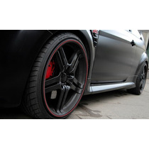 Estribos Laterales Faldones Ford Focus Rs St 2007-2011