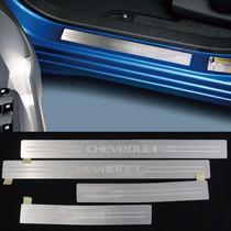 Molduras Para Estribos Originales Chevrolet Spark 2011 2015