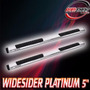 Estribos Widesider 5 Jeep Grand Cherokee 2010 - 2015 Inox