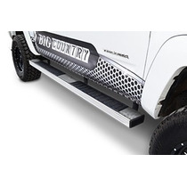 Estribos 6 Pulg Tundra 07-15 Crew Max Big Country