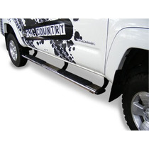 Estribos 5 Pulg Tundra Cab Reg 07-15 Big Country