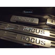 Estribos Interiores Ford Focus Puertas Acero Interiores
