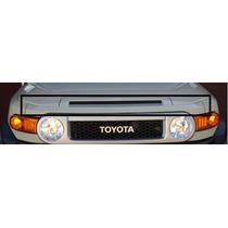 Moldura En Cofre Toyota Fj Cruiser 2007 - 2012 Nueva!!!