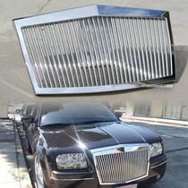 Parrilla Cromada 300 Y 300c Estilo Rolls Royce O Phantom
