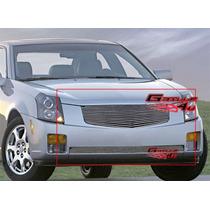 Cadillac Cts Parrilla Billet Acabado Espejo Importada