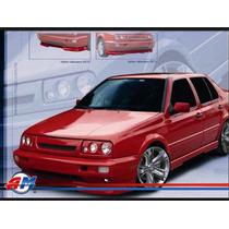 Parrilla Jetta A3 1993-1998 Con Rejilla De Aluminio