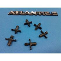 Grapas 4 Pzas Para Parrilla De Atlantic Mk1