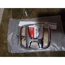 Emblema Honda Nuevo Original Medidas 11 1/2 Cm X 9 1/2 Cm