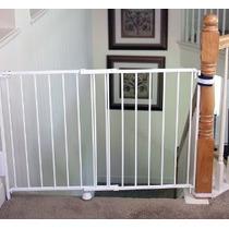 Regalo Encima De Escalera Extensible Puerta De Metal Con Equ