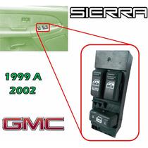 99-02 Gmc Sierra Control Maestro Para Vidrios Electricos